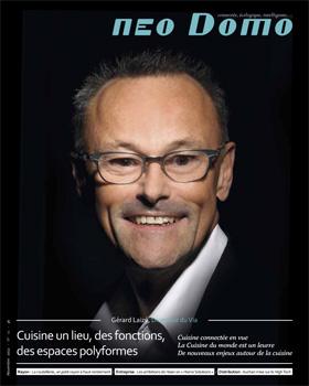 Gérard Laizé, Directeur du Via