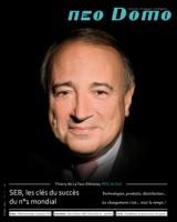 Thierry de La Tour d'Artaise, PDG de Seb
