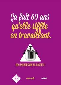 La cocotte minute seb f te ses 60 ans - Boeuf bourguignon cocotte minute seb ...