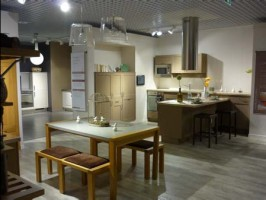 MOBALPA showroom PETIT FORET