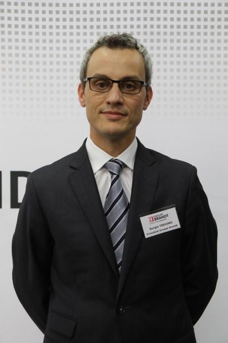 Sergio Trevino Président Groupe BRANDT