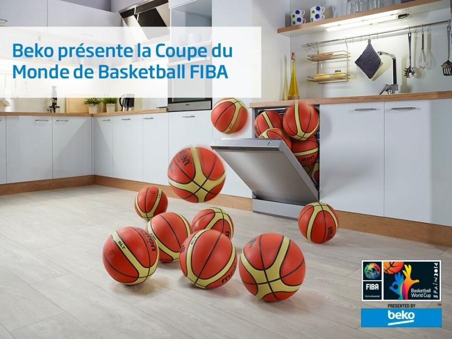 Beko partenaire majeur de la coupe de monde de basket - Coupe du monde de basket ...