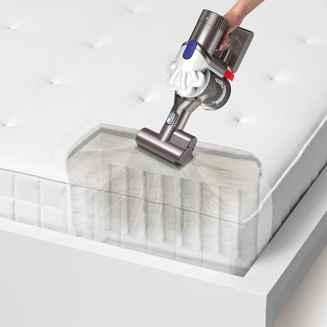 Nouvel aspirateur main dyson mattress for Domo matelas