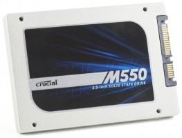 Disque dur SSD Crucial M550