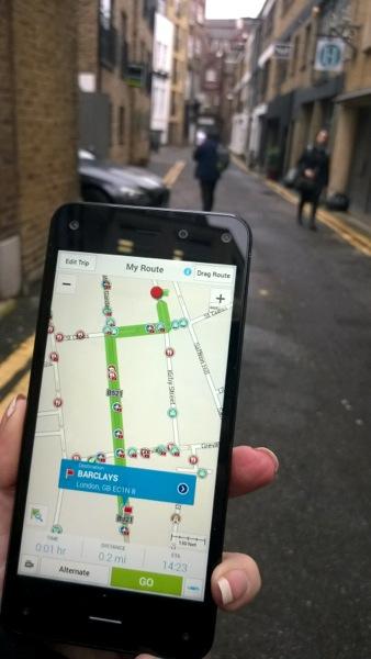 Le logiciel de navigation CoPilot arrive sur les Smartphone tournant sous Fire d'Amazon