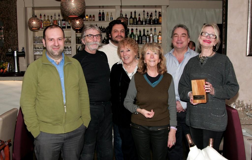 Christophe Valette, Jean-Paul Blanot, Emmanuel Robert, Geneviève Beauvarlet, Éliane De Dorlodot, Pierre Lagrange,Monique Caralli-Lefevre