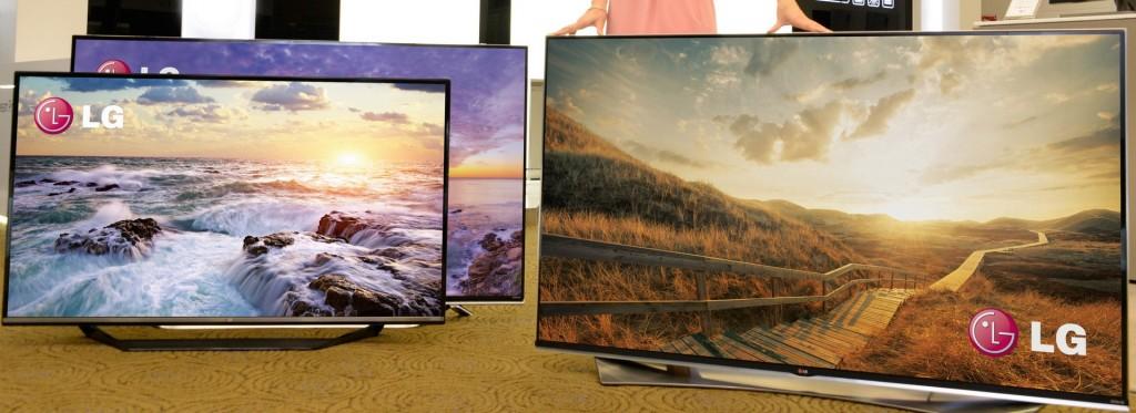 LG ULTRA HD TVs (Copier)