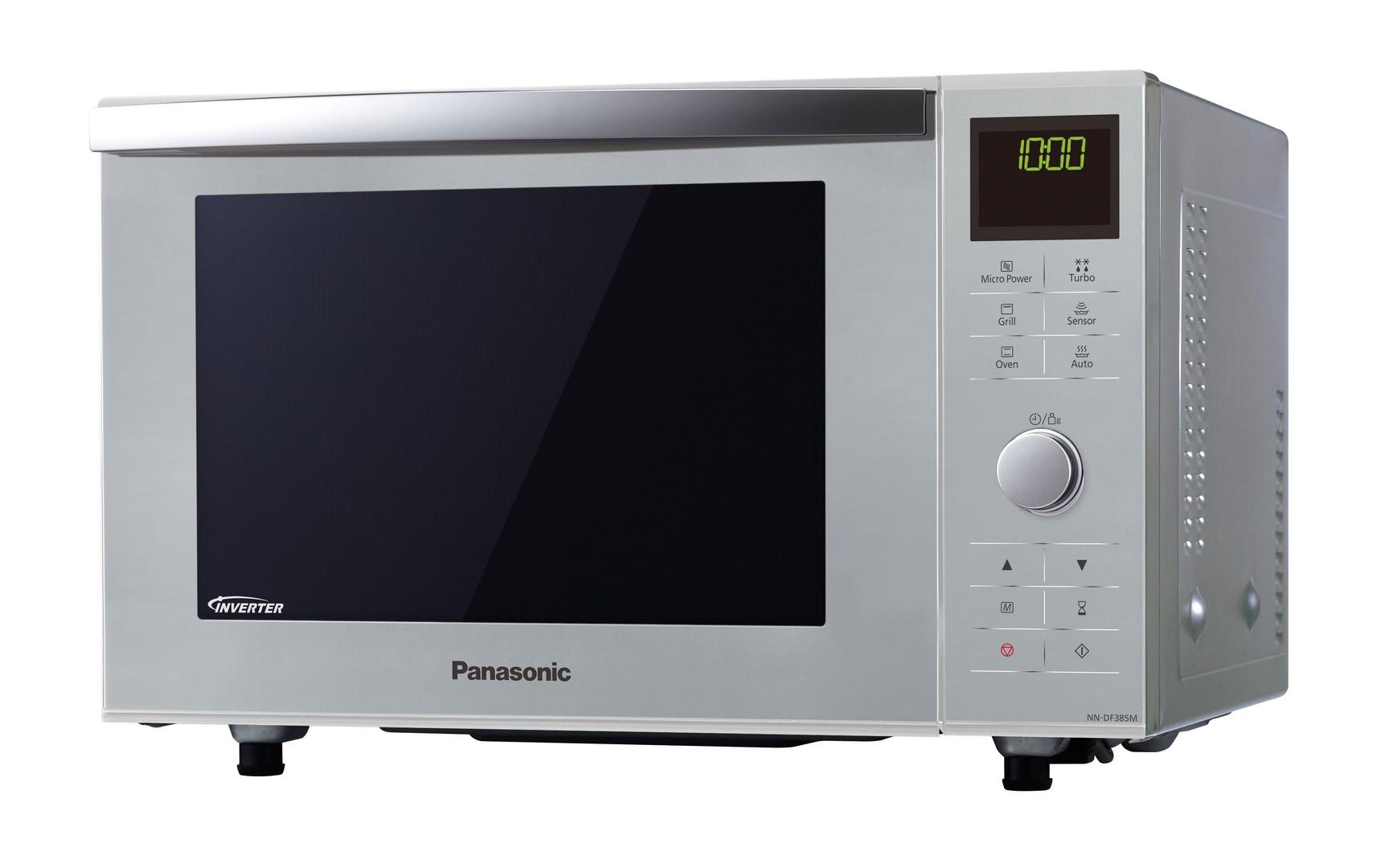 nouveau four micro-ondes combiné chez panasonic