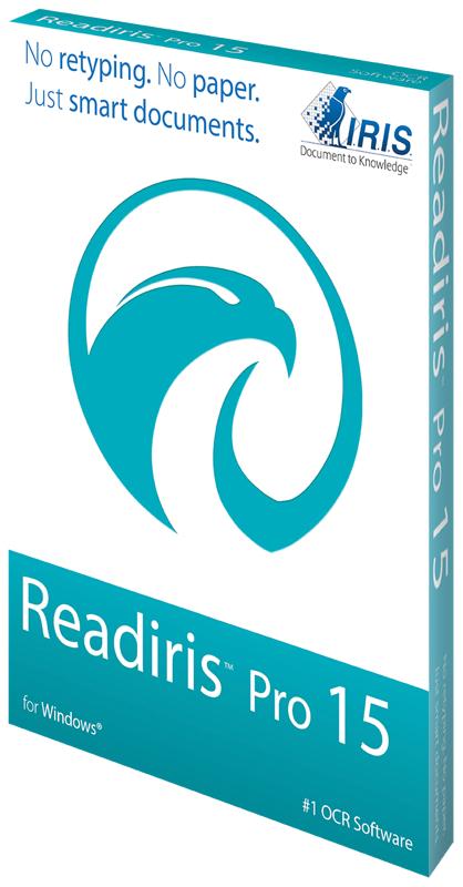 Readiris Pro 15 est disponible sous Windows, et bientôt sur Mac