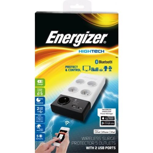 Les parasurtenseurs Energizer sont vendus chez Leclerc, Super U & Mr Bricolage