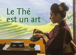 le thé est un art.-r30