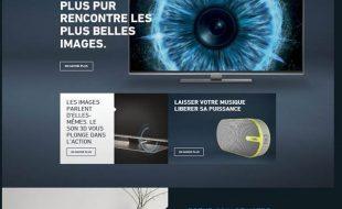 Grundig website
