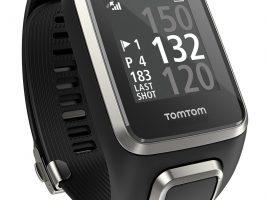 Voici la deuxième génération de la montre pour golfeur par TomTom