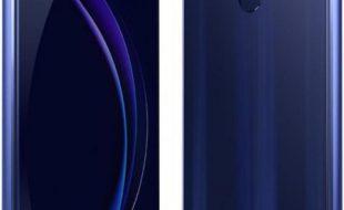 Le Smartphone Honor 8 a une finition des plus brillantes