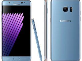 Avec le Galaxy Note 7, Samsung apporte la reconnaissance de l'Iris, la style S Pen et l'étanchéité IP68