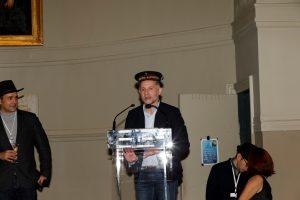 Christian Sarrot, le grand vainqueur, en digne représentant de la Marine Nationale