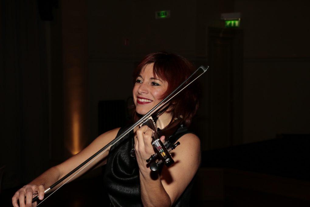 Laure Chappler, la violoniste